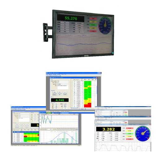 интегриране на лазерни измерватели на разстояния в компютърни системи за индустрия 4.0 и за отдалечено придобиване на профили и дължини