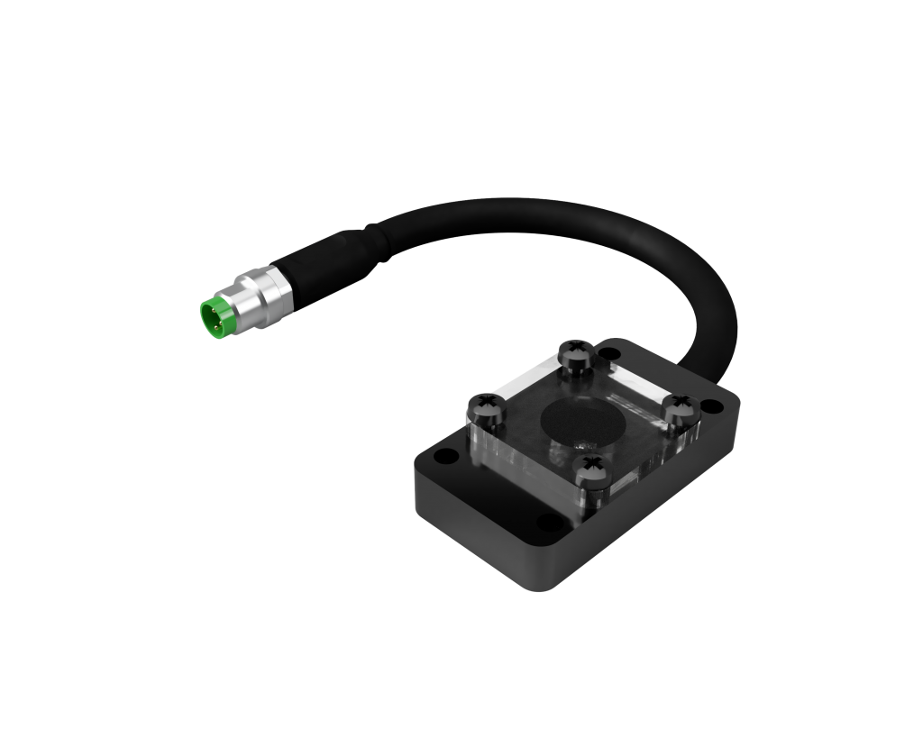 Миниатюрна LED запалка DL3M за зрителни системи и оптичен контрол