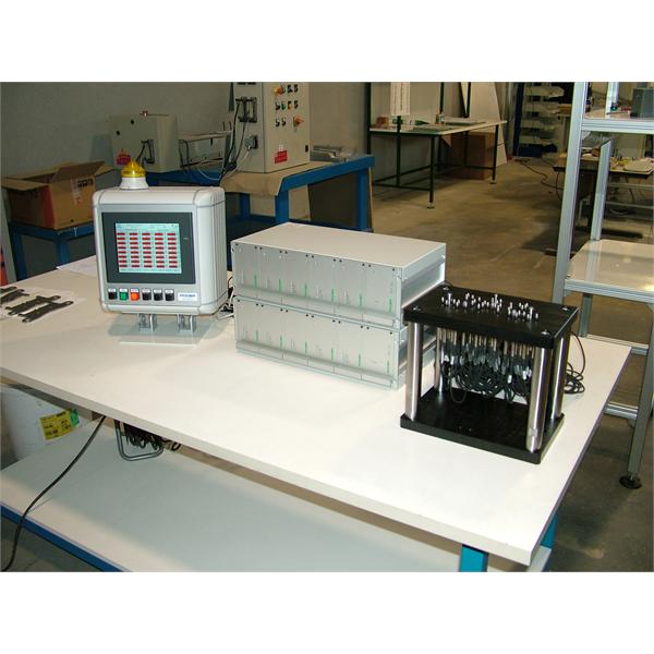 Systemer til måling af planhed på udstansede, støbte eller trykstøbte dele
