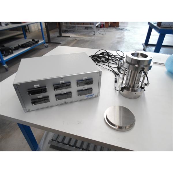 Systemy pomiarowe do sprawdzania wyrównania i równoległości powierzchni pras i maszyn obróbczych