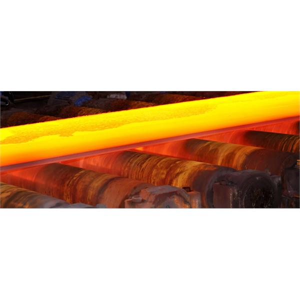 Dimensionskontrol af metaldele ved høje temperaturer