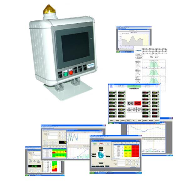 Sistemas de adquisición de datos y cálculo estadístico para control de calidad