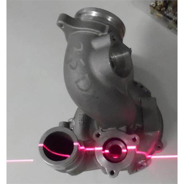Automatiske systemer for kontroll av aluminiumstøpegods og monteringsstrukturer